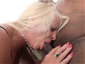 grandmothers with ginormous jugs love bbc bi-racial ass fucking penetrate