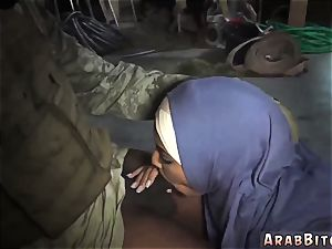 Muslim mom and thick arab man-meat The butt droplet point, 23km outside base