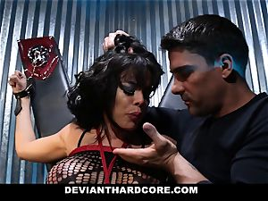 DeviantHardcore - Latina milf dominated