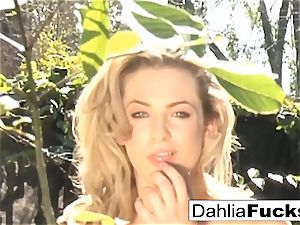 Solo plaything playtime With Dahlia Sky
