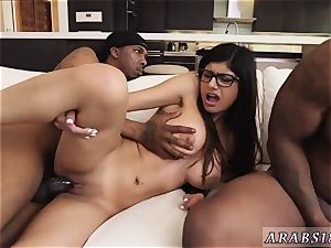 Arab suck My meaty black threesome
