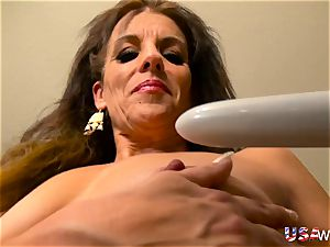 USAwives Penny Priet extraordinaire Solo have fun porn movie