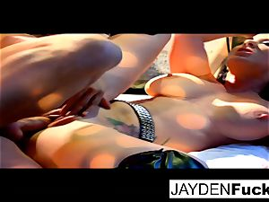 Jayden gets engaged on a lucky solo man rod