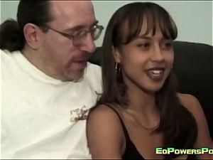 Ed Powers screws the ass of a bombshell