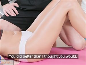 sport apartments euro hotty takes trainers firm boner