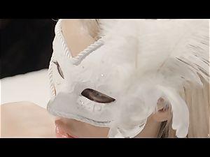 xCHIMERA - harsh Russian Katrin Tequila fantasy poke
