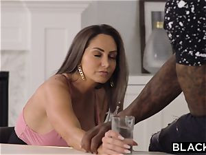 BLACKED mummy only romps big black cock