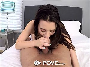 POVD new view for enormous boner eating Lana Rhoades