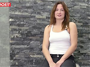 LETSDOEIT - Eva Gets crevasses plowed By immense manhood stud