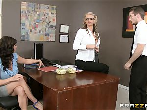 cougar threeway with Phoenix Marie and Kendra lust