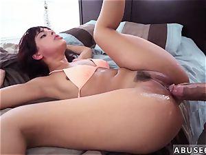 Homemade hefty man rod oral job and lily carter cum-shot compilation first-ever time Gina Valentina