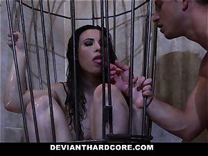 DeviantHardcore - Casey gets a yummy fetish pound