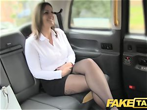 fake cab office lady in tights tossing salad assfuck hump
