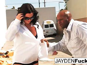 Prince Yahshua cracks Jayden