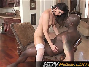 HDVPass multiracial fuck-fest with India Summers