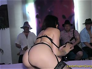 Real group sex party with milf Dacada