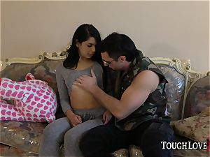TOUGHLOVEX Gina Valentina punished for being a bad damsel