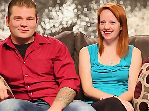 Redheads plan to spice things up even more with a threesome