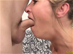 Mature girl Sky Haven intro and fuck