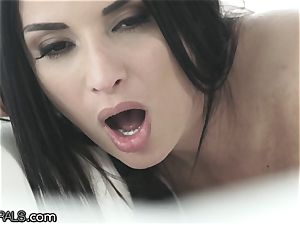 Anissa Kate's butt-hole is protracted for More weenie