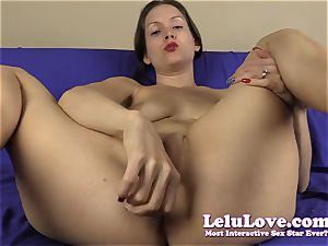 point of view frigging my coochie for you with jerkoff directive