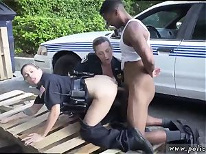 cuckold interracial seconds and antique 3some very first time I will catch any perp with a