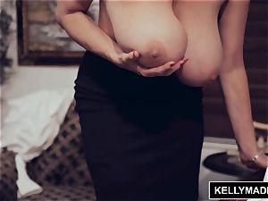 KELLY MADISON bra-stuffers and Blueprints