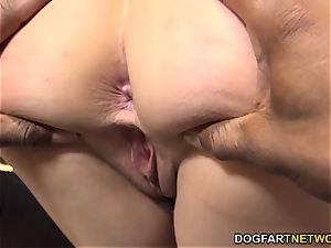 dual foray with Valentina Nappi