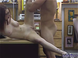 extraordinary ass fucking full video first-ever time Jenny Gets Her bum pounded At The Pawn Shop