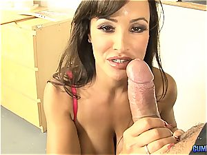 immensely spectacular Spanish lessons with Lisa Ann in 1080p