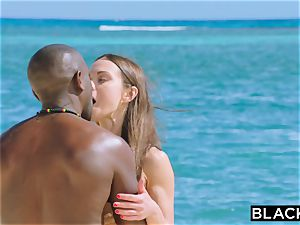BLACKED super-steamy wife Cheats With big black cock on Vacation