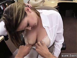 hetero deep throat and stud massive pipe Foxy biz woman Gets humped!
