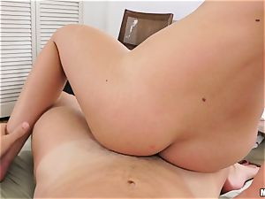 scorching stunner Kimmy Granger caught playing with her cootchie