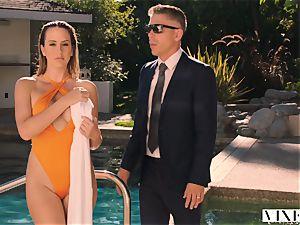 VIXEN Brett Rossi likes To Get predominated By A thick fuckpole