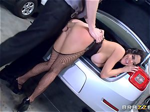 crazy mature Veronica Avluv bent over and boinked
