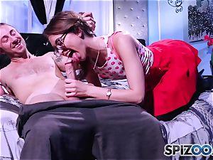 Spizoo - Riley Reid superb splendid booty mega-slut that luvs boner