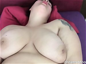 German plus-size Jill bates till ejaculation