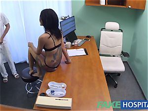 FakeHospital insatiable Russian honey unclothes and screws