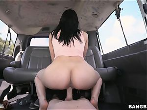 cool black-haired picke dup and humped