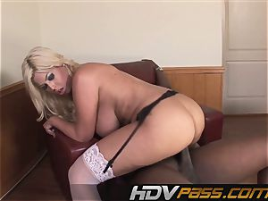HDVPass bi-racial hookup with Bridgette B.
