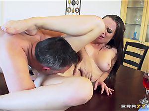 Keiran Lee cock stuffing Aidra Fox