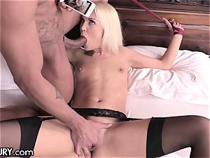 cheating Cecilia has passion for Neighbors large stiffy