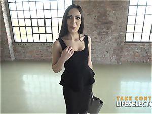 Sneaky cocksluts -Interactive porno demonstrate