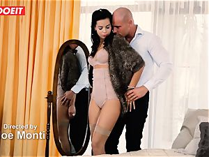 LETSDOEIT - insane duo Has Retro desire raunchy hookup